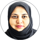 Clarivate Analytics employee testimonial: Syeda, Team Lead, Commissions, India